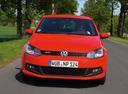 Фото авто Volkswagen Polo 5 поколение,  цвет: красный