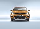 Фото авто Kia Rio 4 поколение, ракурс: 0 - рендер цвет: оранжевый