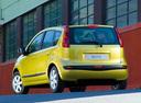 Фото авто Nissan Note E11, ракурс: 135 цвет: желтый