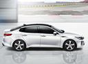 Новый Kia Optima, белый металлик, 2016 года выпуска, цена 1 719 900 руб. в автосалоне КИА Центр Красноярск