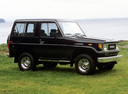 Фото авто Toyota Land Cruiser J70, ракурс: 315