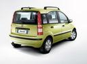 Фото авто Fiat Panda 2 поколение, ракурс: 225