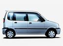 Фото авто Perodua Kenari 1 поколение, ракурс: 270