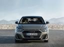 Фото авто Audi A1 2 поколение,  цвет: серый