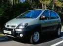 Фото авто Renault Scenic 1 поколение [рестайлинг], ракурс: 45