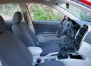 Фото авто Kia Spectra 2 поколение, ракурс: сиденье