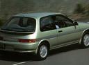 Фото авто Toyota Tercel L40, ракурс: 225 цвет: салатовый