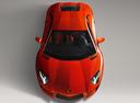 Фото авто Lamborghini Aventador 1 поколение,  цвет: оранжевый