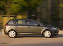 Фото авто Kia Cee'd 1 поколение [рестайлинг], ракурс: 270 цвет: серый