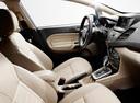 Фото авто Ford Fiesta 6 поколение [рестайлинг], ракурс: сиденье