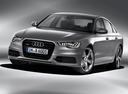 Фото авто Audi A6 4G/C7, ракурс: 0 - рендер цвет: серый