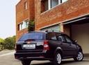 Фото авто Chevrolet Lacetti 1 поколение, ракурс: 225 цвет: черный