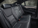 Фото авто Lexus LS 4 поколение [2-й рестайлинг], ракурс: задние сиденья