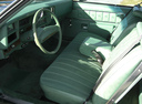 Фото авто Chevrolet Chevelle 3 поколение [4-й рестайлинг], ракурс: салон целиком