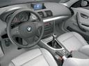 Фото авто BMW 1 серия E87, ракурс: торпедо