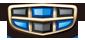 Логотип Geely (Джили)