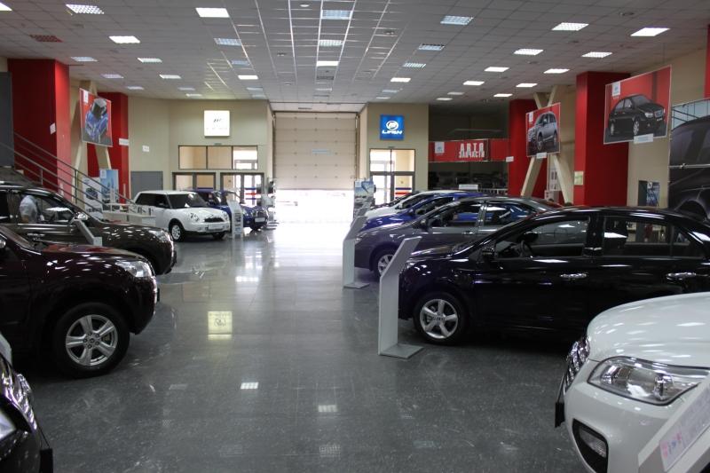 автосалоны китайских автомобилей в красноярске