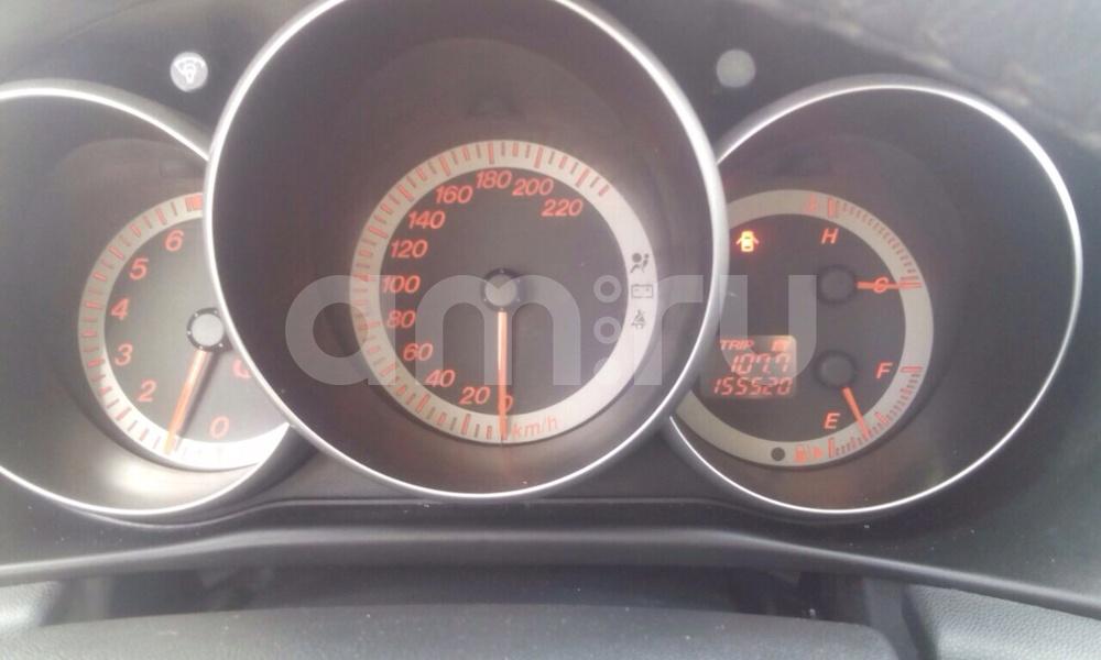Подержанный Mazda 3, хорошее состояние, черный , 2007 года выпуска, цена 385 000 руб. в Екатеринбурге