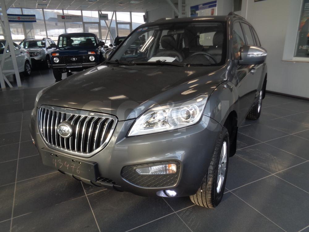Lifan X60 с пробегом, серый металлик, отличное состояние, 2016 года выпуска, цена 609 000 руб. в автосалоне УФА МОТОРС (Уфа, ул. Сарапульская, д. 35)