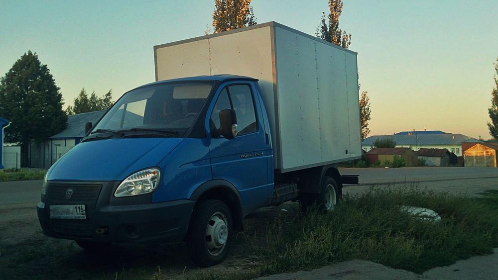 Подержанный ГАЗ Газель, отличное состояние, синий металлик, 2012 года выпуска, цена 430 000 руб. в республике Татарстане