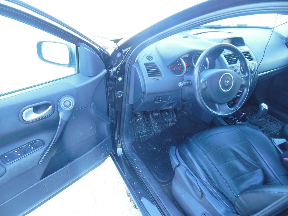 Renault Megane с пробегом, черный металлик, хорошее состояние, 2008 года выпуска, цена 315 000 руб. в автосалоне  ()