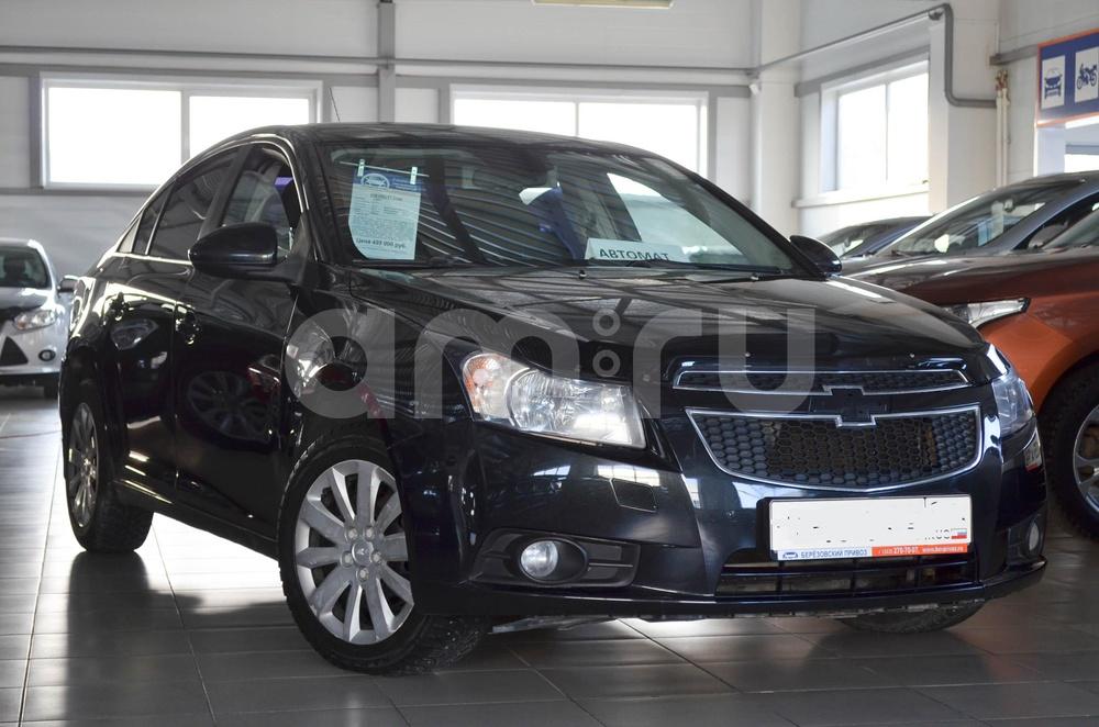 Chevrolet Cruze с пробегом, черный металлик, отличное состояние, 2012 года выпуска, цена 495 000 руб. в автосалоне Березовский привоз (Екатеринбург, тракт Березовский, д. 4Б)