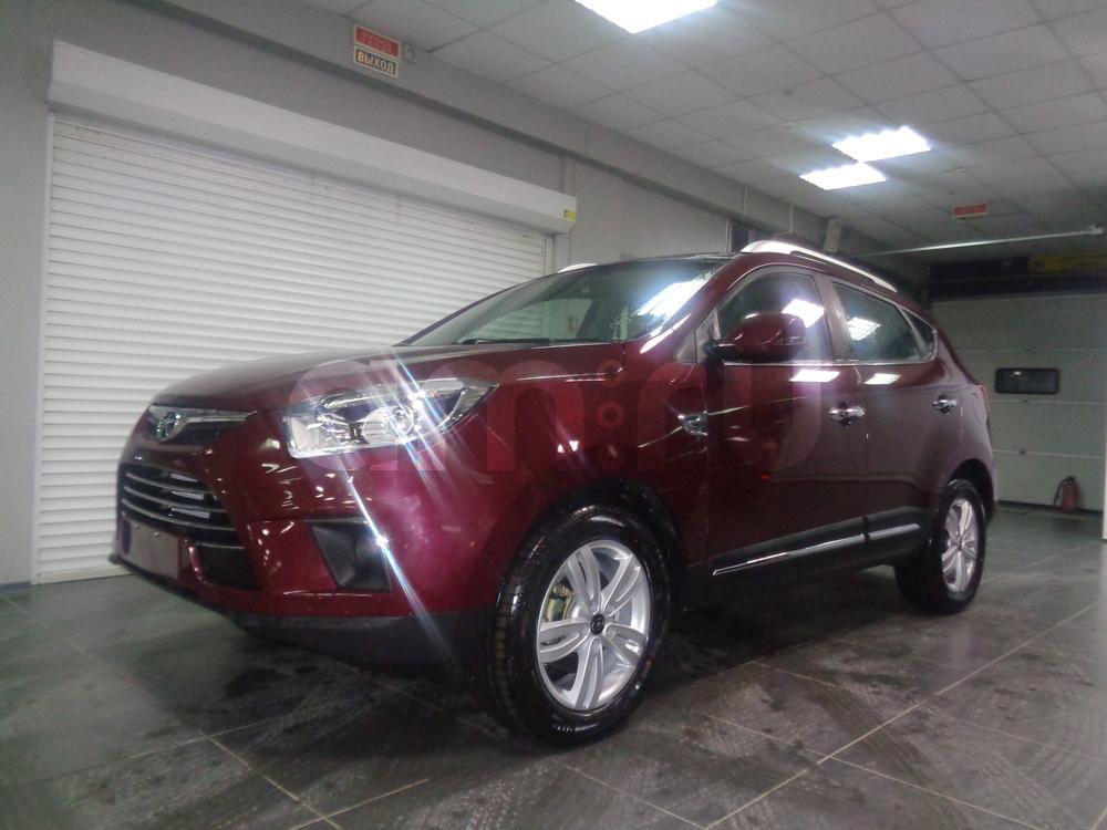 JAC S5 с пробегом, красный , отличное состояние, 2015 года выпуска, цена 771 000 руб. в автосалоне  ()