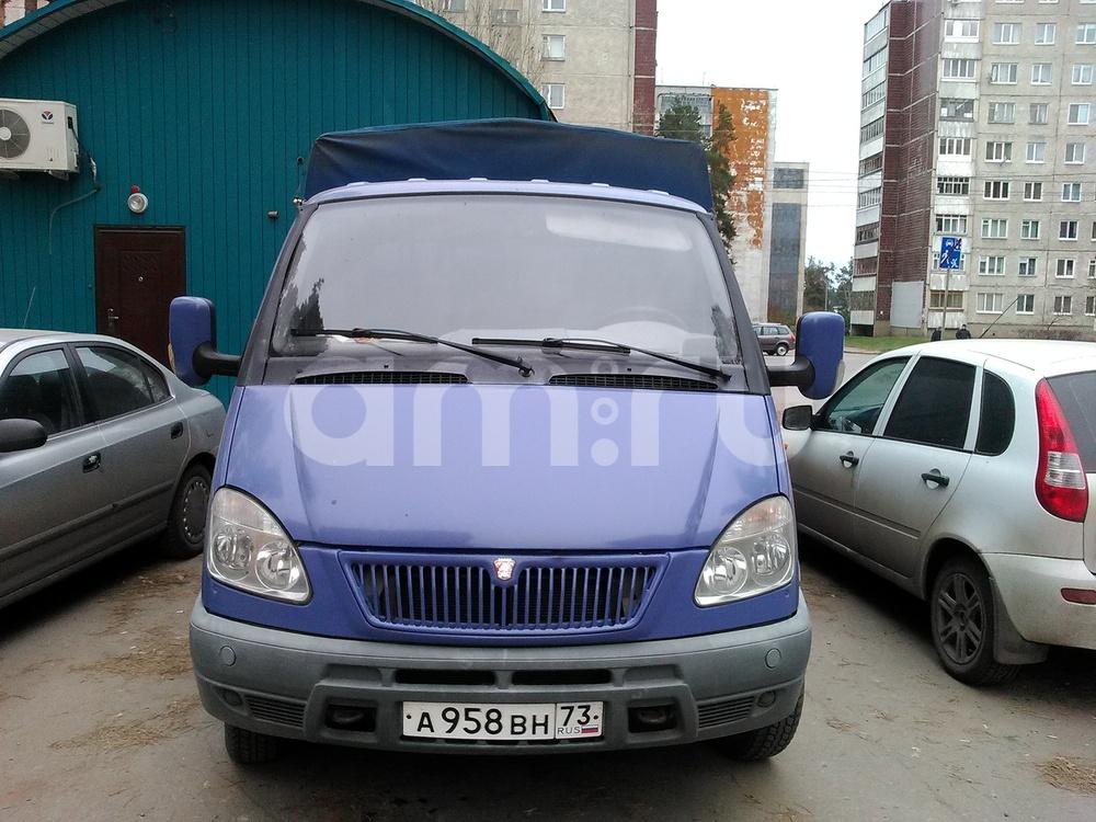 Подержанный ГАЗ Газель, отличное состояние, синий , 2007 года выпуска, цена 310 000 руб. в Ульяновской области