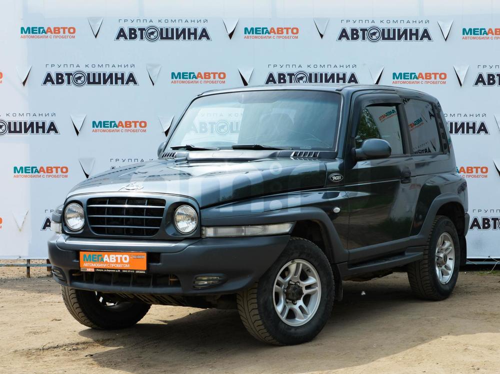 ТагАЗ Tager с пробегом, серый , отличное состояние, 2009 года выпуска, цена 350 000 руб. в автосалоне Мега Авто Калуга (Калуга, ул. Зерновая, д. 28)