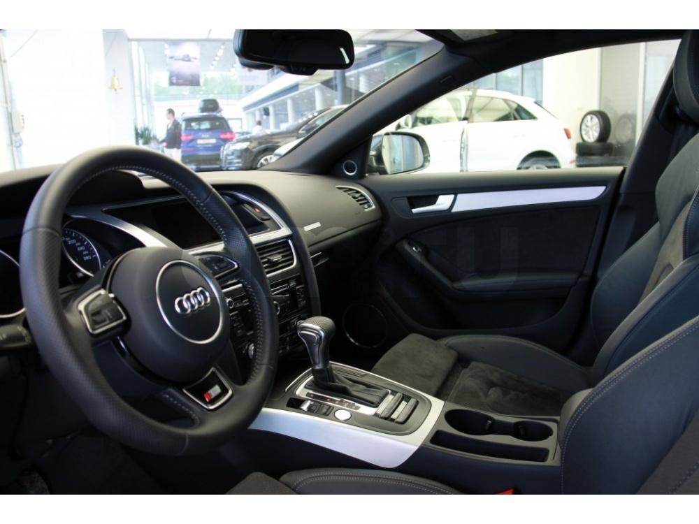 Audi A5 с пробегом, серый , отличное состояние, 2015 года выпуска, цена 2 450 000 руб. в автосалоне  ()