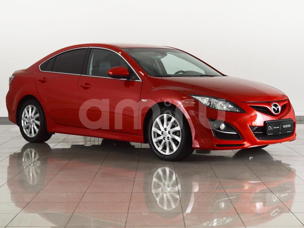 Mazda 6 с пробегом, красный , отличное состояние, 2011 года выпуска, цена 699 000 руб. в автосалоне FRESH Нижний Новгород (Нижний Новгород, ул. Коминтерна, д. 31Ж)
