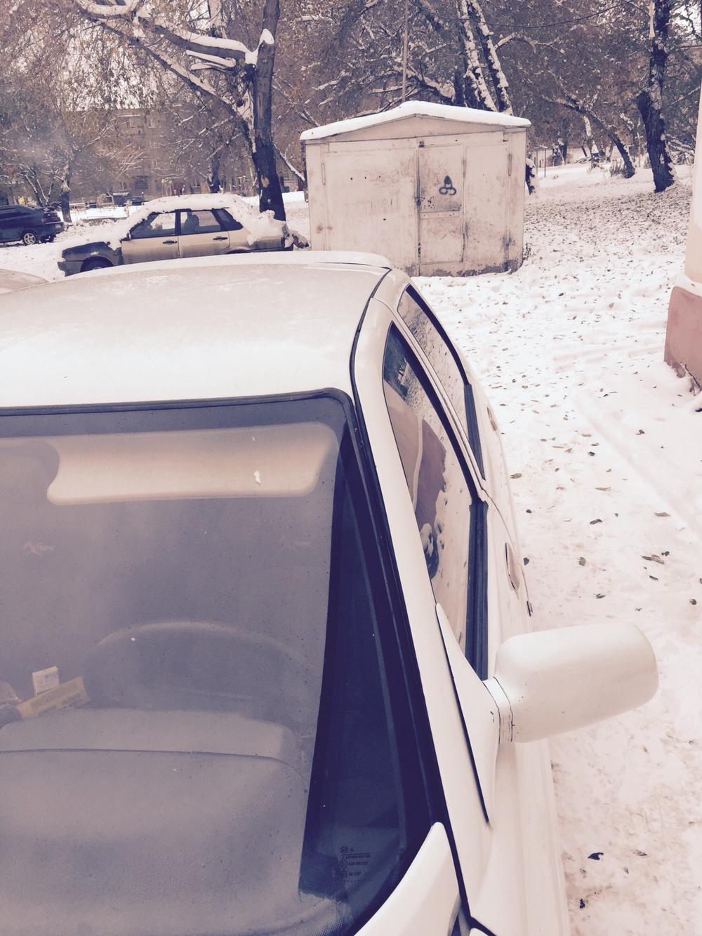 Подержанный ВАЗ (Lada) 2110, хорошее состояние, белый , 1999 года выпуска, цена 49 990 руб. в Челябинской области