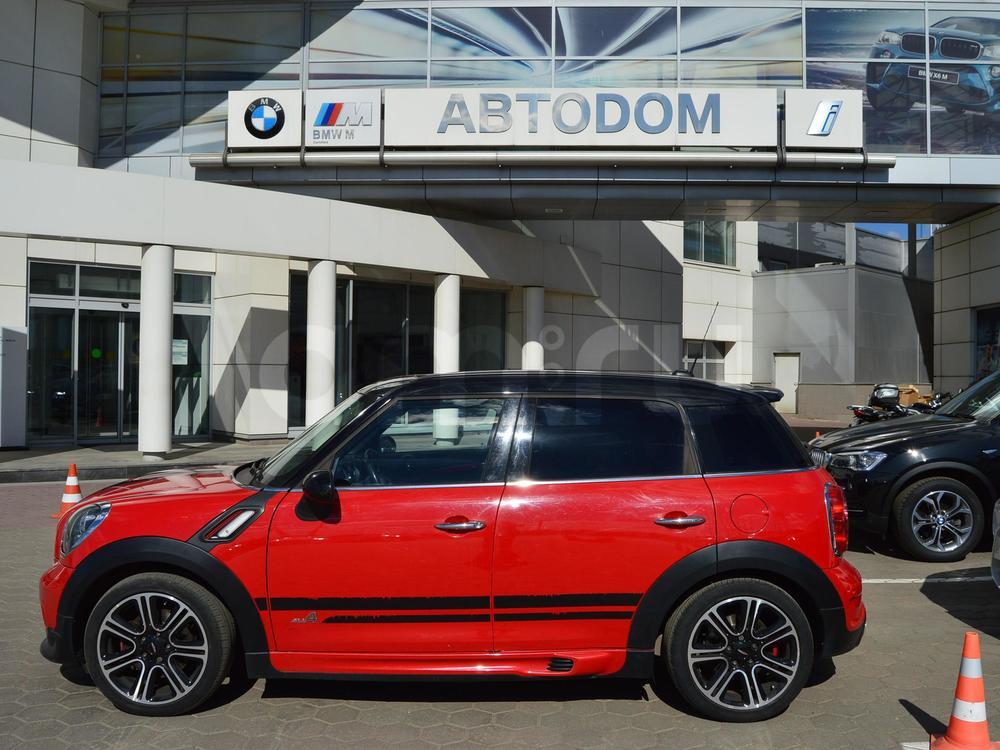 Mini Countryman с пробегом, красный , отличное состояние, 2013 года выпуска, цена 1 419 000 руб. в автосалоне АВТОDОМ МКАД (Москва, МКАД, 51 км (внешняя сторона))