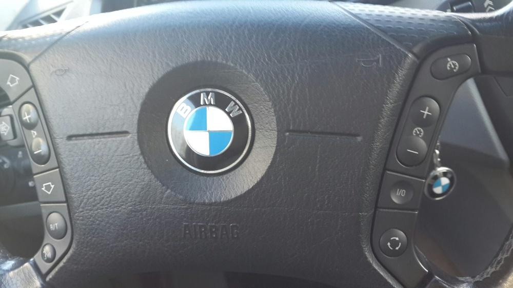 Подержанный BMW X3, хорошее состояние, черный перламутр, 2005 года выпуска, цена 565 000 руб. в Челябинской области
