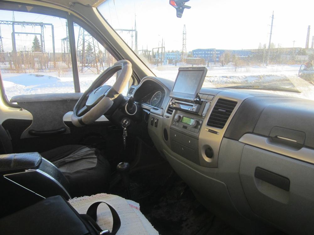 Подержанный ГАЗ Газель, отличное состояние, белый , 2013 года выпуска, цена 490 000 руб. в Твери