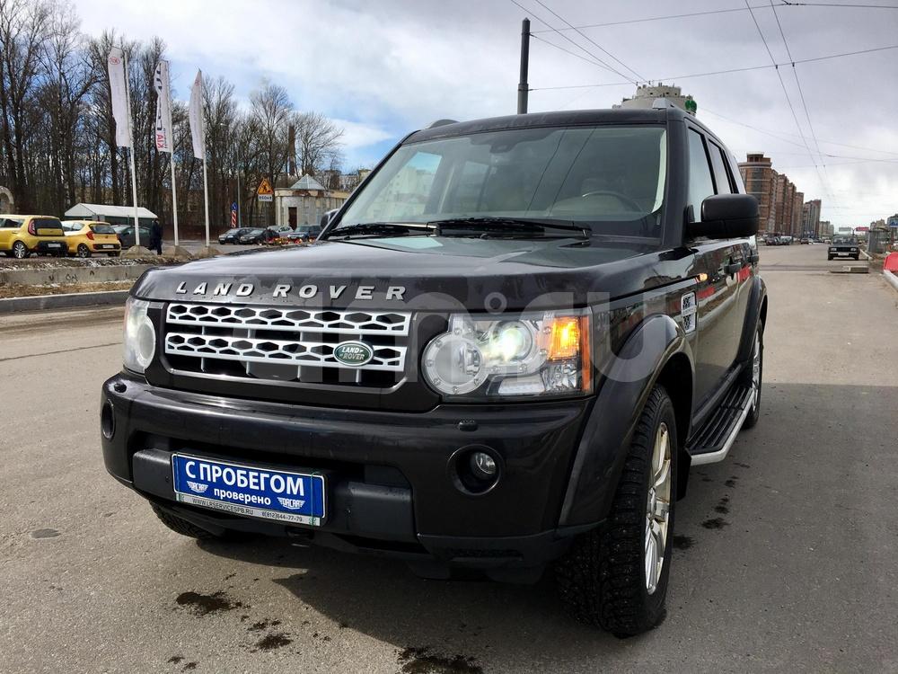 Land Rover Discovery с пробегом, коричневый , отличное состояние, 2011 года выпуска, цена 1 549 900 руб. в автосалоне ДАКАР Hyundai на Пулковском (Санкт-Петербург, ш. Пулковское, д. 44, корп. 1)