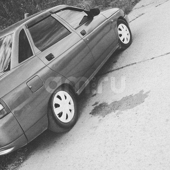 Подержанный ВАЗ (Lada) 2110, хорошее состояние, серый , 2006 года выпуска, цена 120 000 руб. в Челябинской области