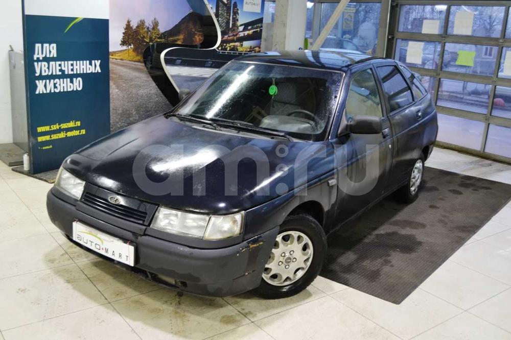 ВАЗ (Lada) 2112 с пробегом, черный , отличное состояние, 2004 года выпуска, цена 99 900 руб. в автосалоне  ()