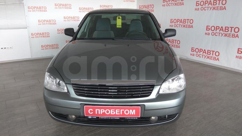 ВАЗ (Lada) Priora с пробегом, зеленый , отличное состояние, 2008 года выпуска, цена 185 000 руб. в автосалоне  ()