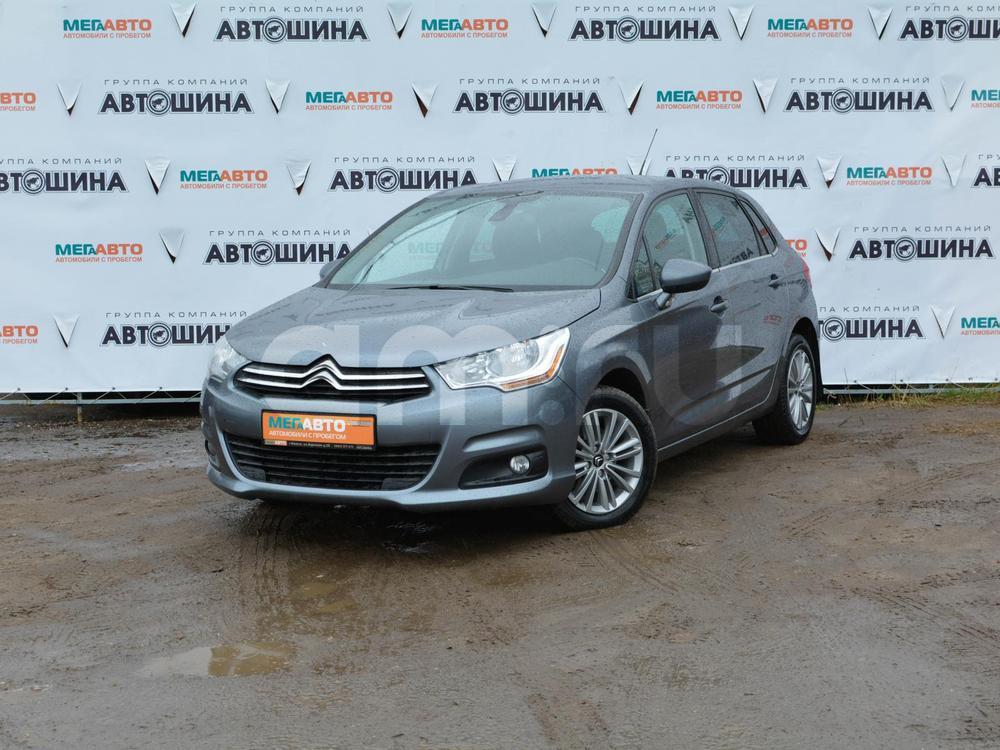 Citroen C4 с пробегом, серый , отличное состояние, 2011 года выпуска, цена 435 000 руб. в автосалоне  ()