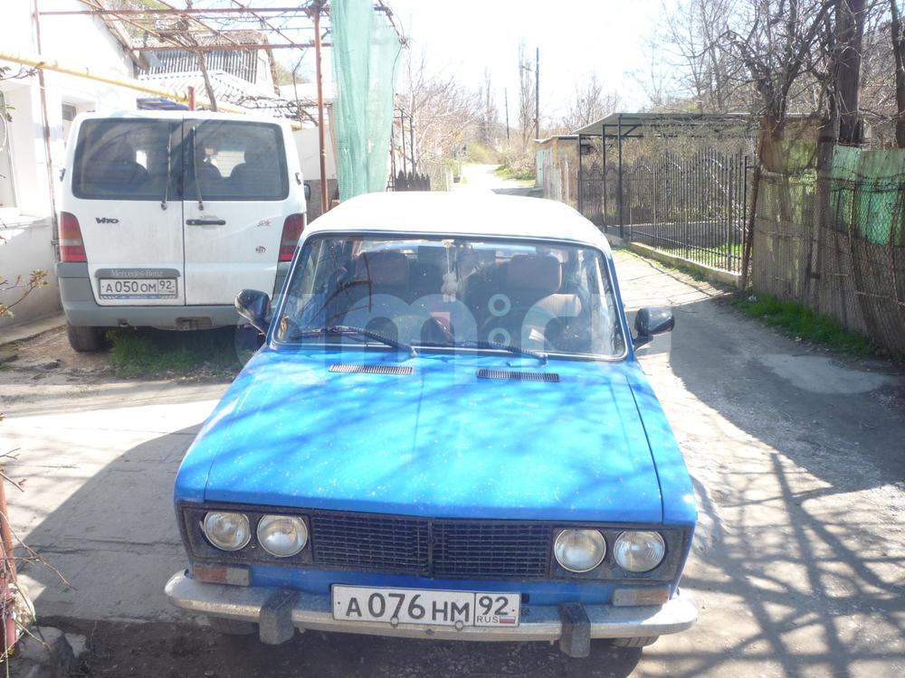 Подержанный ВАЗ (Lada) 2103, отличное состояние, синий , 1977 года выпуска, цена 55 000 руб. в Крыму