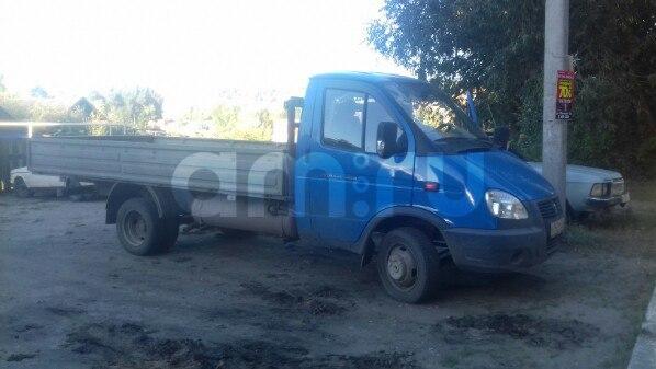 Подержанный ГАЗ Газель, отличное состояние, синий , 2011 года выпуска, цена 400 000 руб. в Ульяновской области