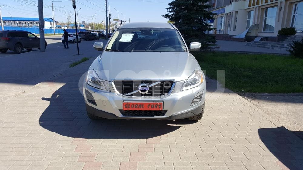Volvo XC60 с пробегом, серый металлик, отличное состояние, 2012 года выпуска, цена 1 329 000 руб. в автосалоне Global Cars (Нижний Новгород, б-р Мещерский, д. 3/1)
