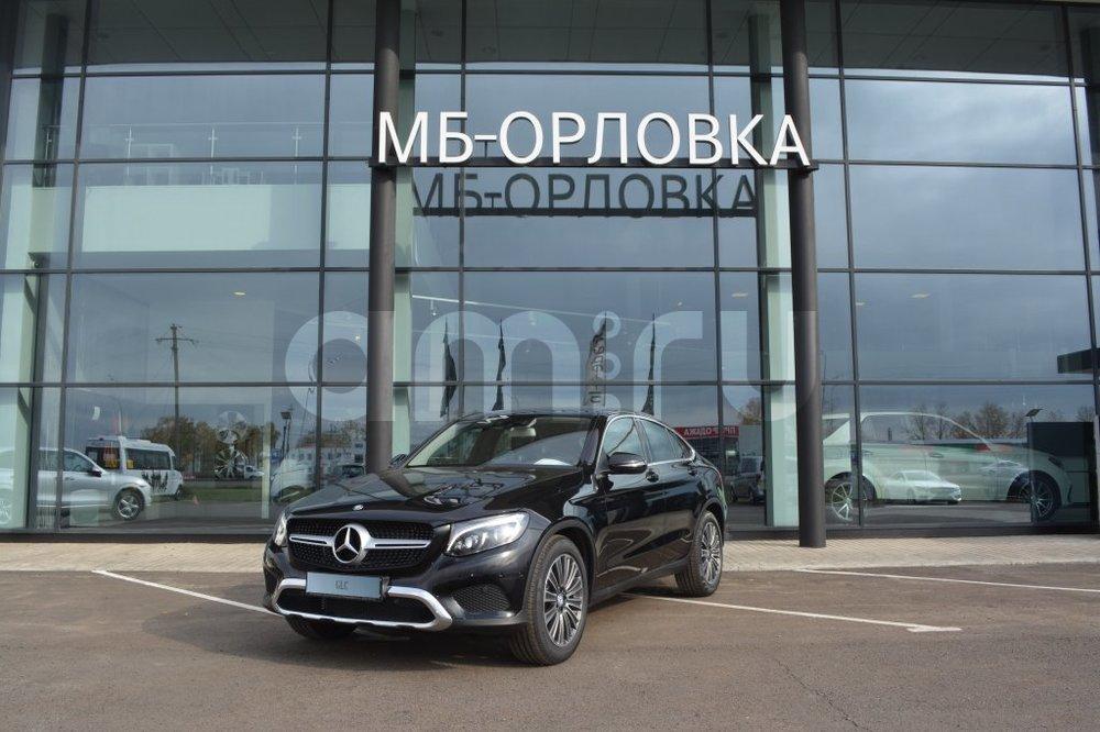 Новый авто Mercedes-Benz GLC-Класс, черный металлик, 2016 года выпуска, цена 3 990 000 руб. в автосалоне МБ-Орловка (Набережные Челны, тракт Мензелинский, д. 24)