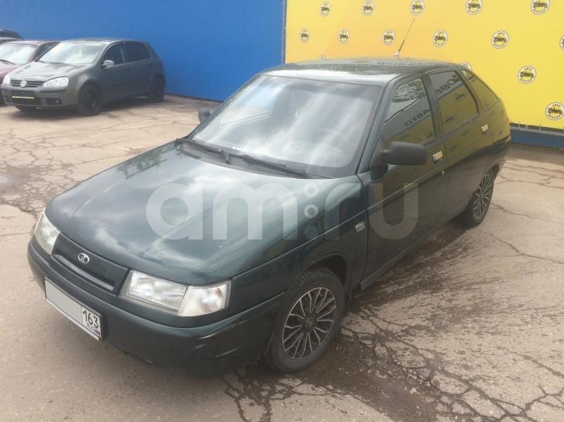 ВАЗ (Lada) 2112 с пробегом, зеленый , отличное состояние, 2003 года выпуска, цена 100 000 руб. в автосалоне  ()