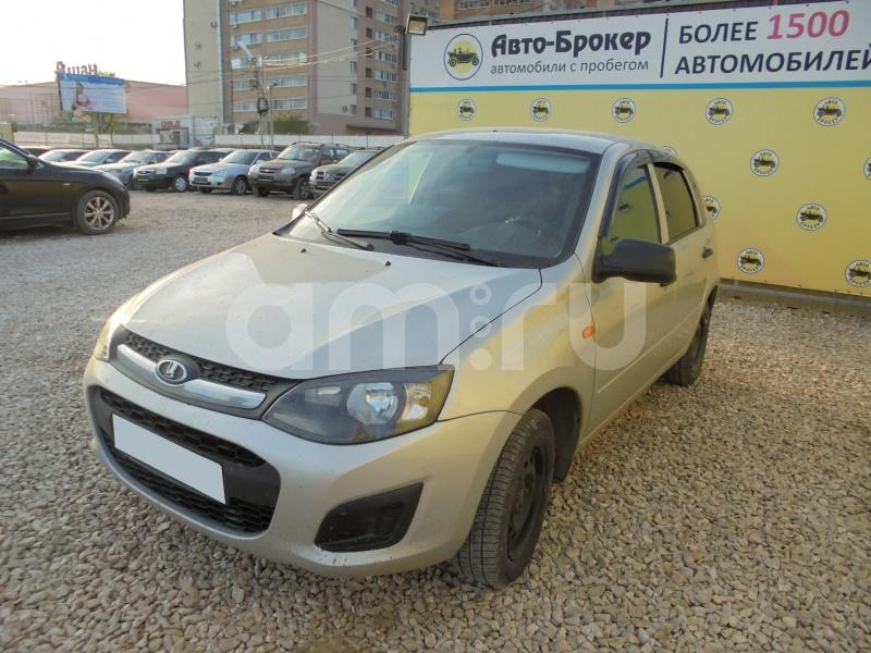 ВАЗ (Lada) Kalina с пробегом, серебряный , отличное состояние, 2015 года выпуска, цена 330 000 руб. в автосалоне  ()