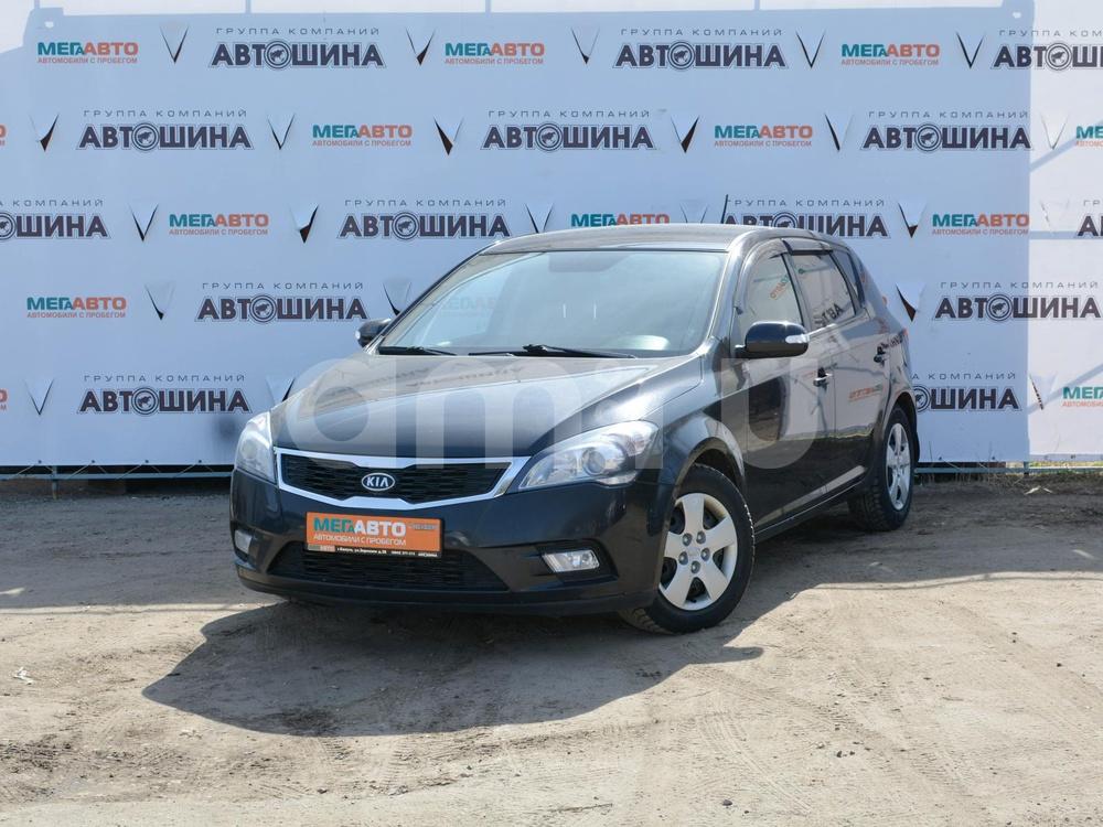 Kia Cee'd с пробегом, черный , отличное состояние, 2011 года выпуска, цена 480 000 руб. в автосалоне Мега Авто Калуга (Калуга, ул. Зерновая, д. 28)
