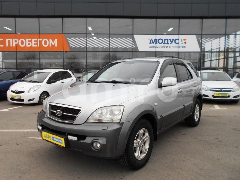 Kia Sorento с пробегом, серебряный , отличное состояние, 2006 года выпуска, цена 480 000 руб. в автосалоне  ()