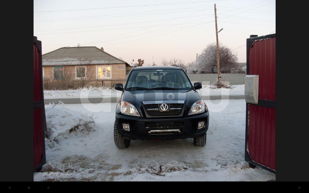 Подержанный Vortex Tingo, хорошее состояние, черный , 2011 года выпуска, цена 300 000 руб. в Челябинской области