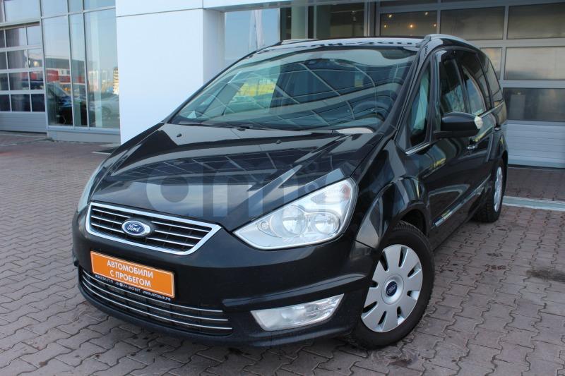Ford Galaxy с пробегом, черный , отличное состояние, 2011 года выпуска, цена 729 000 руб. в автосалоне  ()